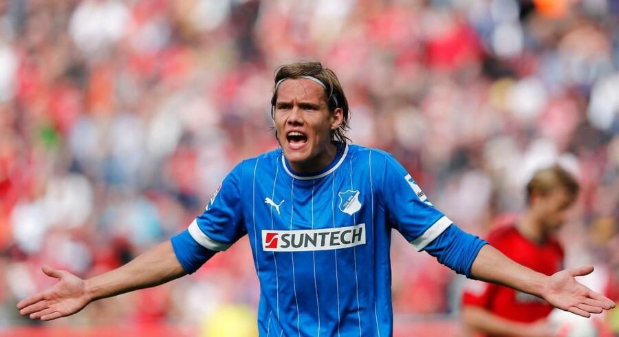Jannik Vestergaard bytter Hoffenheim ud med Werder Bremen.