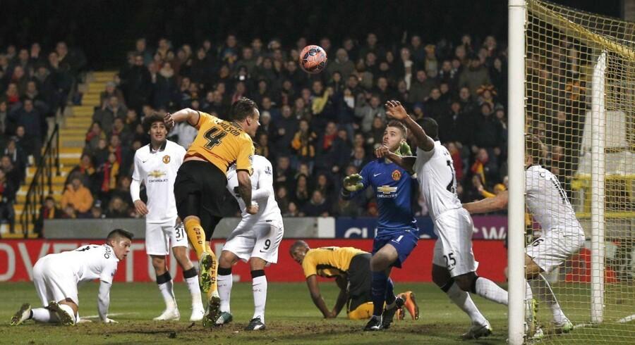 Manchester United var fredag aften på besøg hos Cambridge United og stillede op med et stærkt hold.
