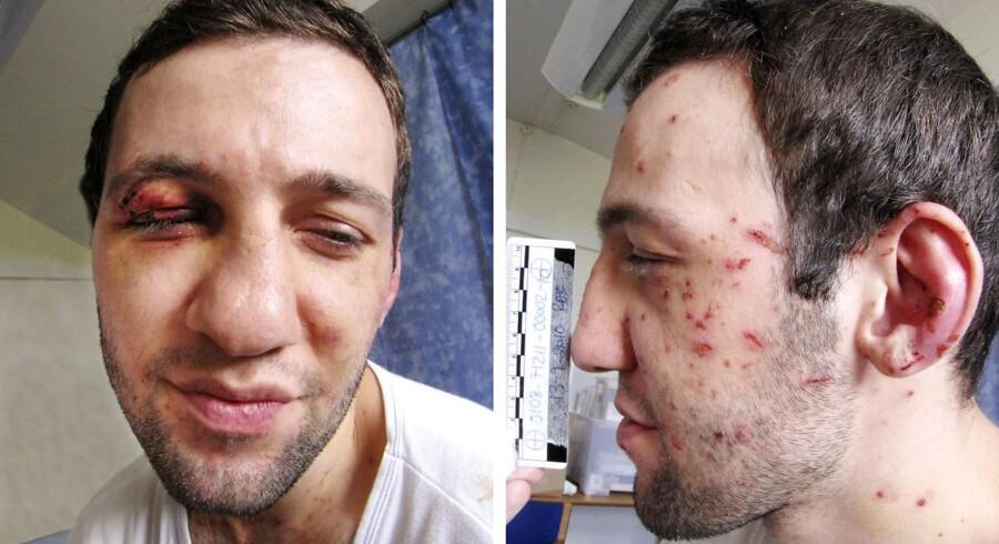 Arkivfoto. Lors Doukaev skal 12 år i fængsel for forsøg på terror - det har han nu accepteret.