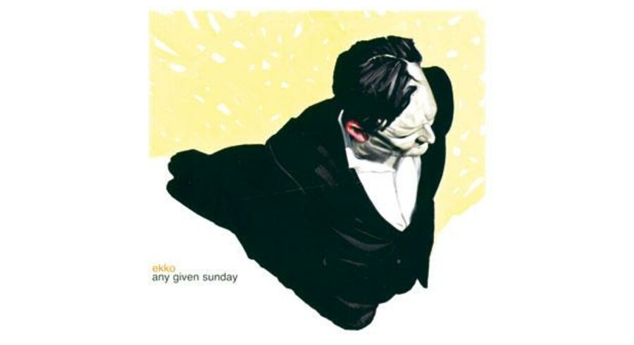 »Any Given Sunday«. Cover.