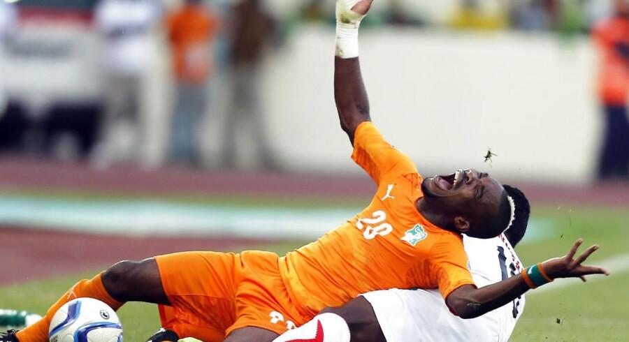 Elfenbenskysten og Guinea spillede 1-1 i tirsdagens dramatiske. Senere lavede Mali og Cameroun en gentagelse