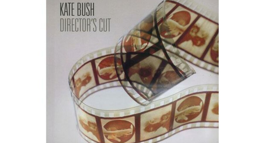 Kate Bush - »Director's Cut«. Cover.