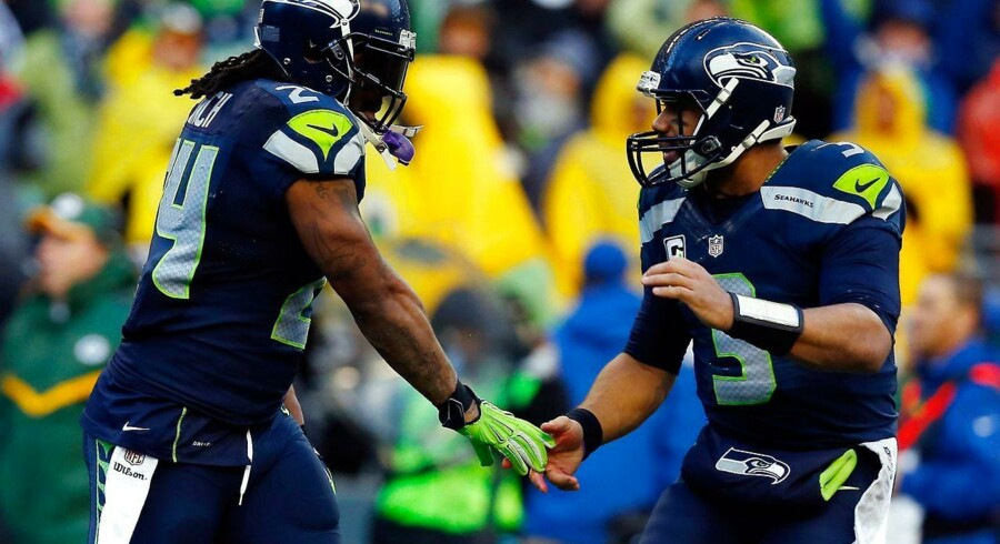 Seattle Seahawks er klar til Super Bowl-finalen efter sejr i drama over Green Bay Packers.