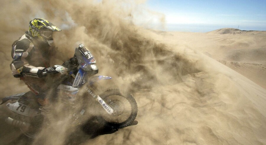 To ugers racerløb i ørkenen er i gang. Se de spektakulære billeder fra årets Dakar-rally her.