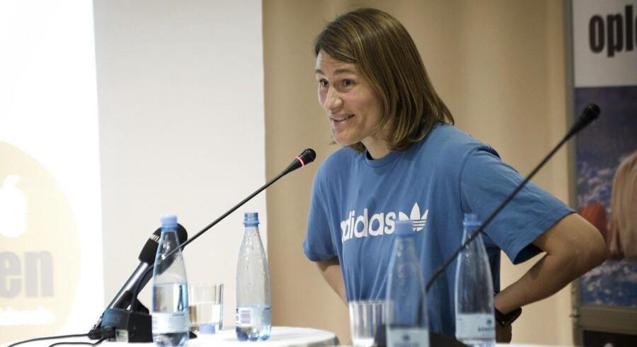 Anja Andersen har fået mere at se til i lederudvikningsfirmaet Pathfinder. Derfor stopper hun med øjeblikkelig virkning som coach for 1. divisionsklubben DHG Odenses håndboldkvinder.