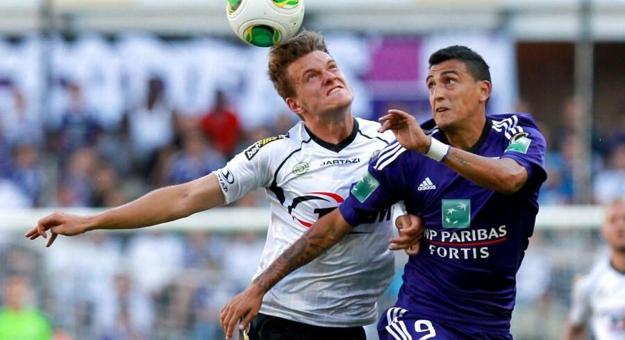 Alexander Scholz skifter Lokeren ud med Standard Liege.
