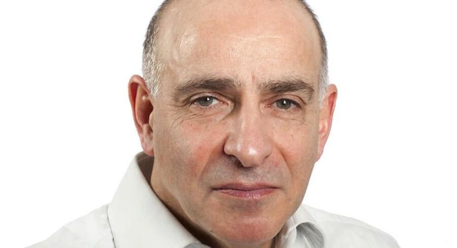 Bent Blüdnikow har et omfattende forfatterskab bag sig.