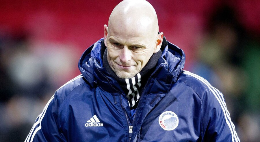 Ståle Solbakken og FCK har indgået aftale med Kevin Foley.