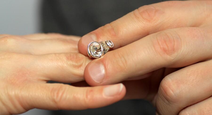 En 16-årig pige er blevet forlovet under en muslimsk ceremoni i Vollsmose.