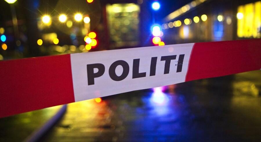To mennesker mistede natten til tirsdag livet i en voldsom brand i Løgstør i Nordjylland. (Arkivfoto)