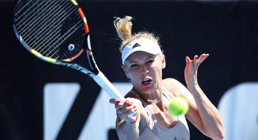 Caroline Wozniacki skal som sidste forberedelse til sæsonens første Grand Slam-turnering, Australian Open, i Melbourne fra 19. januar til 1. februar, spille en WTA-turnering den kommende uge i Sydney.