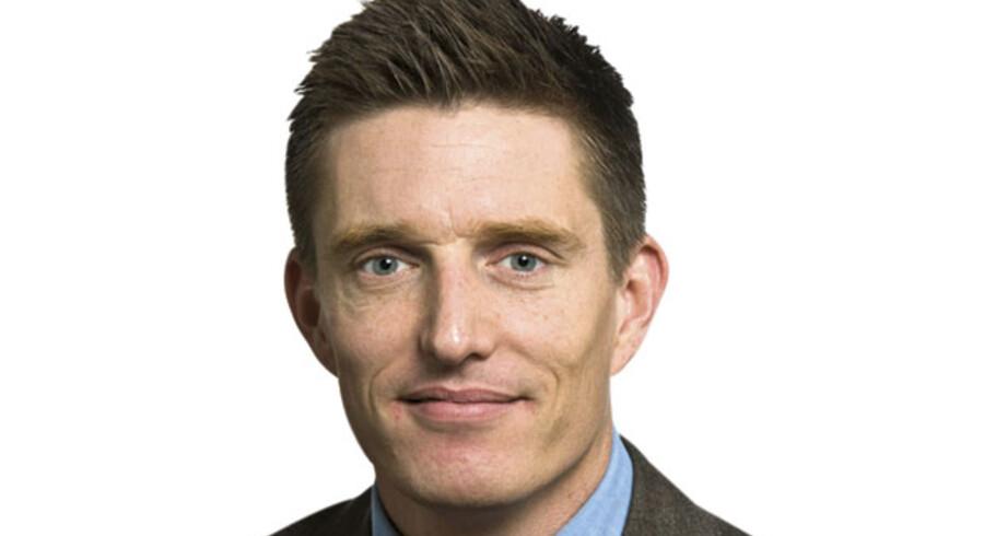 Jannik Schack Linnemann, Forskningspolitisk chef Dansk Erhverv