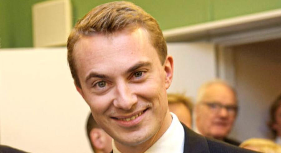 Morten Messerschmidt er medlem af Europa Parlamentet for Dansk Folkeparti.