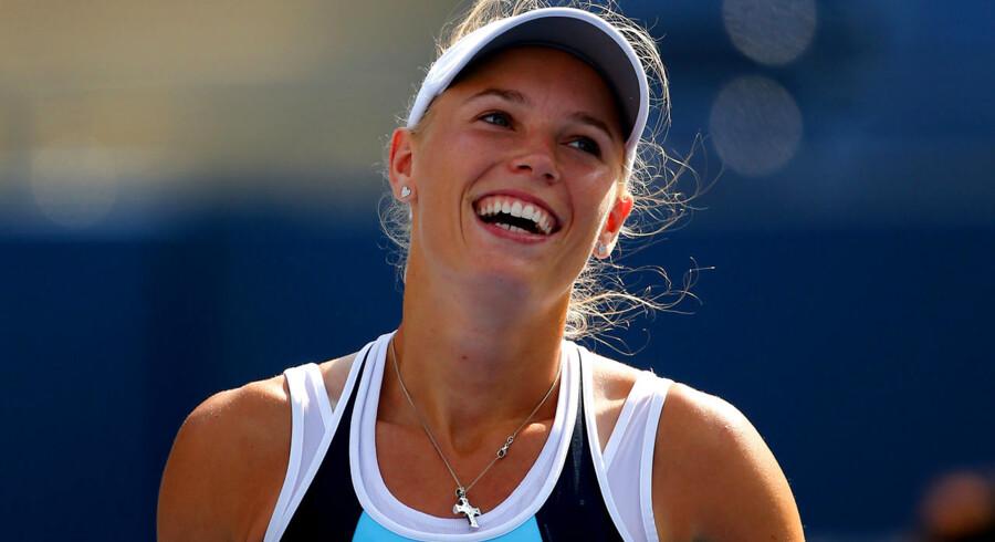 Caroline Wozniacki er efter sejr over Taylor Townsend nu klar til tredje runde ved tennisturneringen i Auckland på New Zealand.