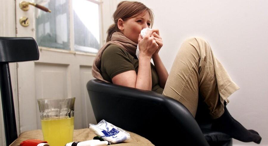Det er vigtigt at behandle allergien - også selv om det er første gang, du nyser over birkepollen.