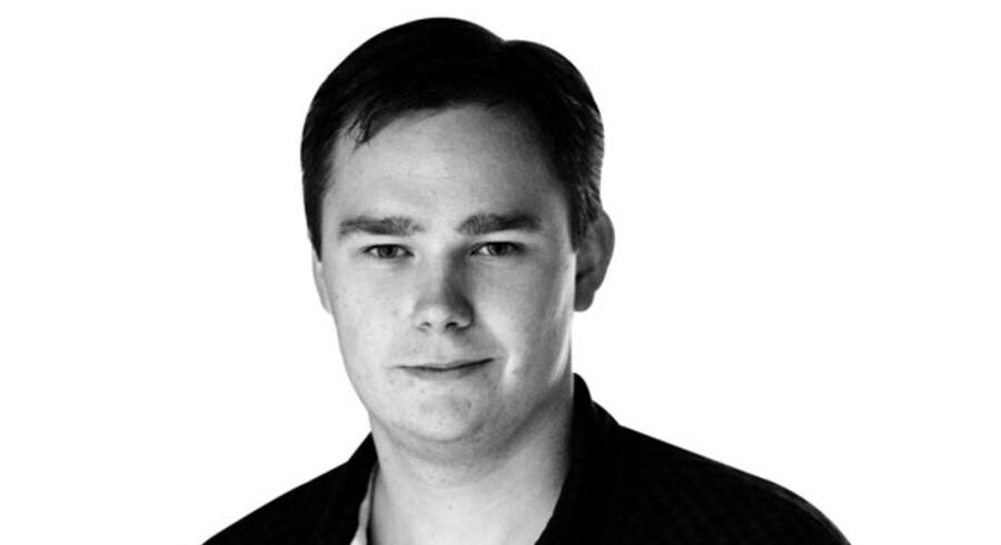 Bjarke Lindemann Jepsen, Næstformand Studenterrådet, KU