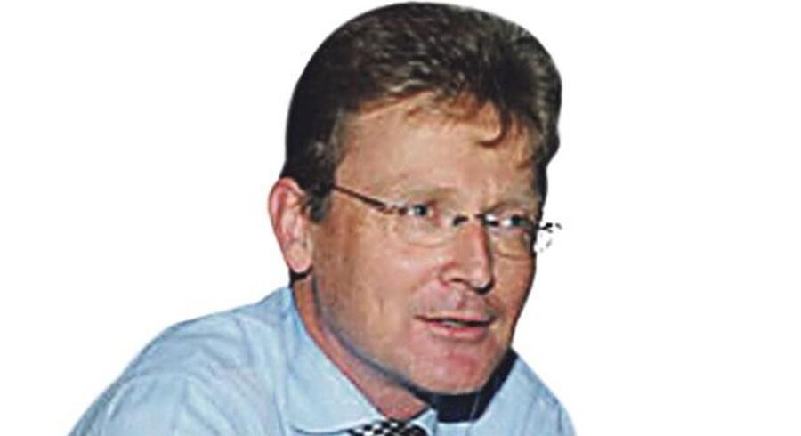 Nick Archer, Storbritanniens ambassadør i Danmark