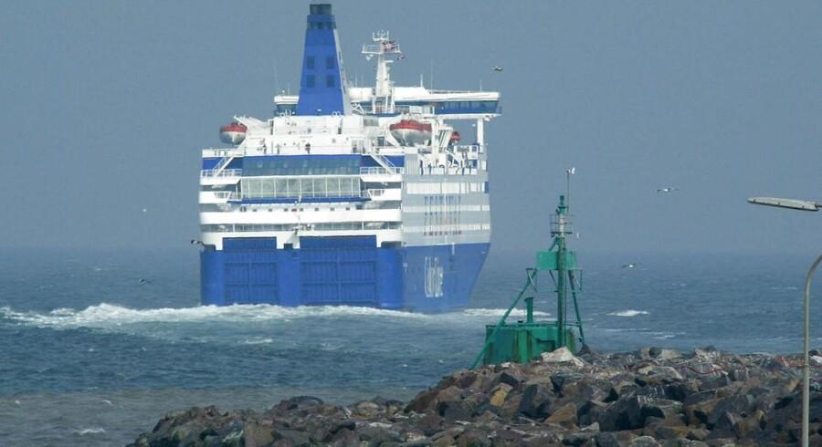 Color Line har aflyst færgen fra Hirtshals til Larvik i Norge.