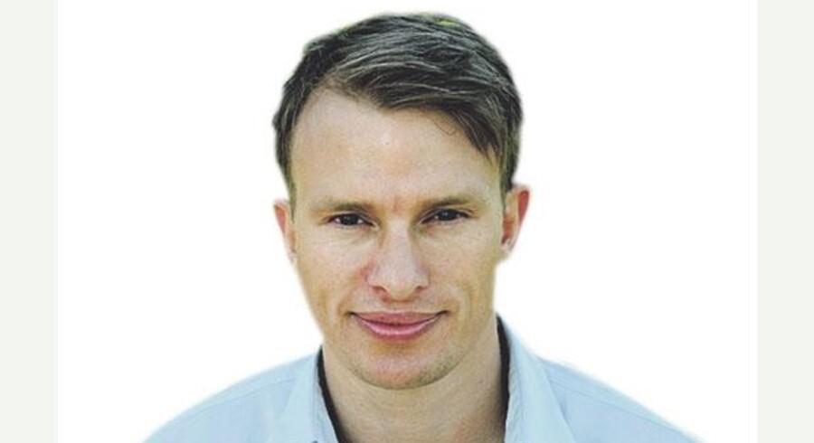 Kristian Weise, Chefanalytiker, Cevea. Arkivfoto.