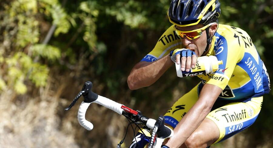Verdensstjernen Alberto Contador løfter i et interview med den spanske sportsavis Marca sløret for, hvornår han indstiller sin aktive karriere.