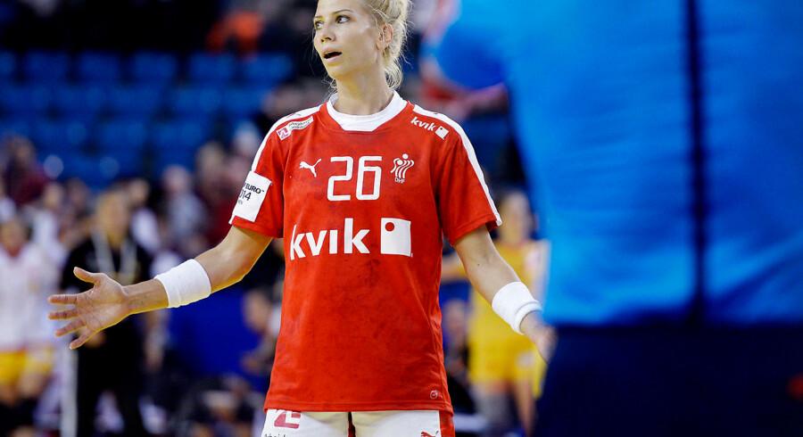 Louise Svalastog vil gerne fortsætte på landsholdet.