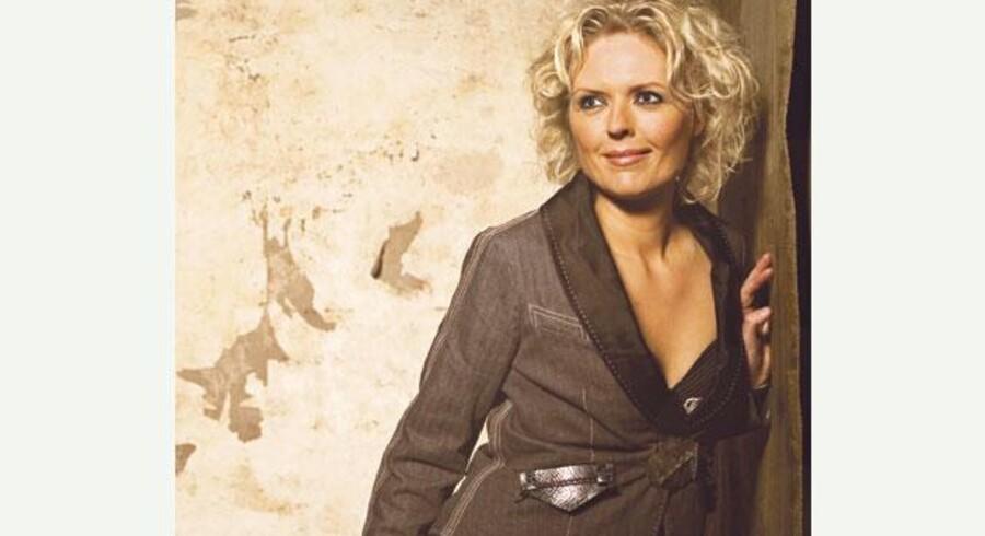 Katrine Madsen er en suveræn fortolker af den amerikanske sangbog.