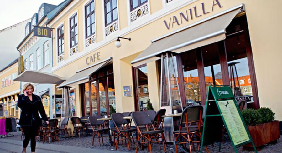 Flere lokale socialdemokrater valgte at holde sig væk fra Café Vanilla, da det gik op for dem, at de ikke nødvendigvis behøvede at betale.