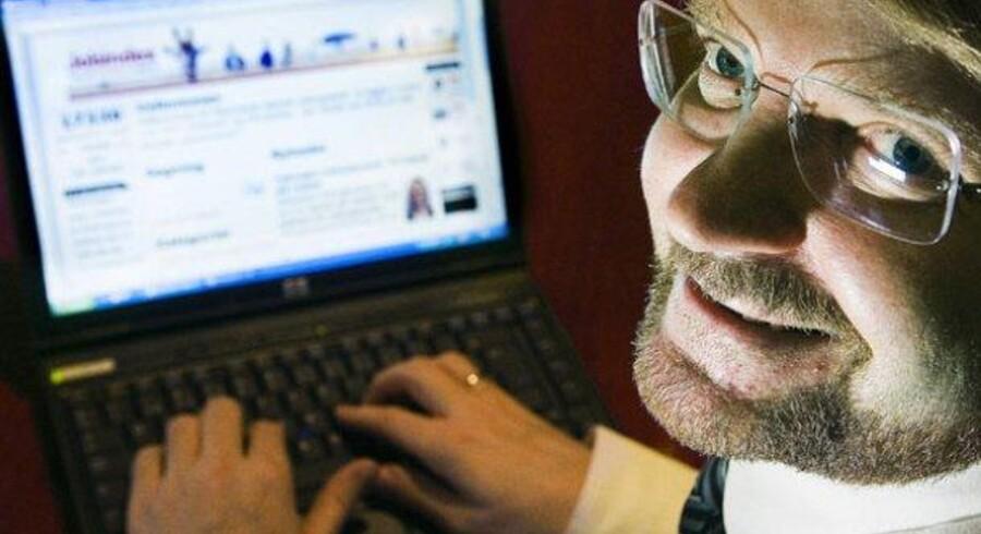 Stifter og adm. direktør i Jobindex Kaare Danielsen kan se frem til 24 mio. kroner i aktieudbytte.