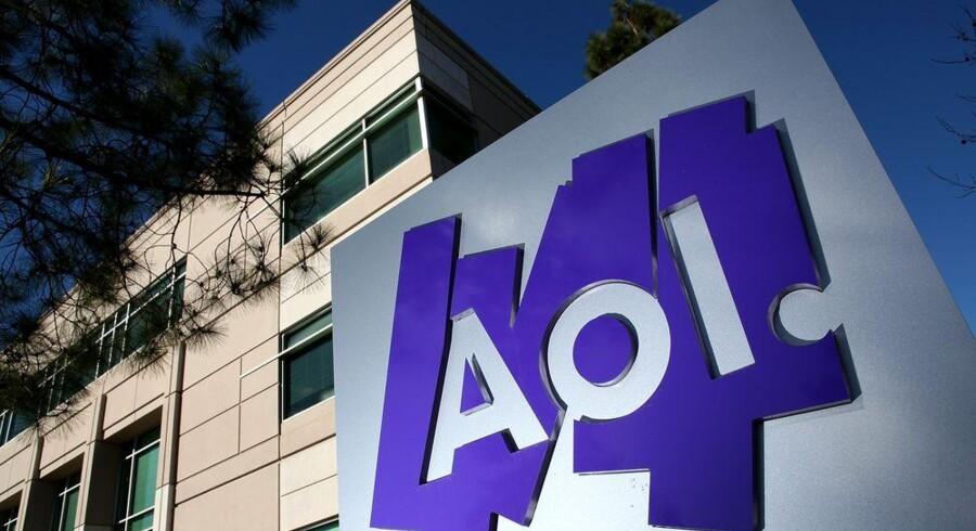 Der vil rulle hoveder hos AOL, der engang var USAs største internetudbyder. Samtidig ansætte YouTube mange flere. Arkivfoto: Justin Sullivan, AFP/Scanpix
