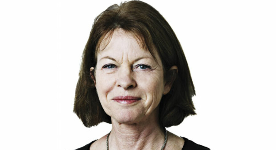 Ella Maria Bisschop-Larsen, Præsident Danmarks Naturfredningsforening