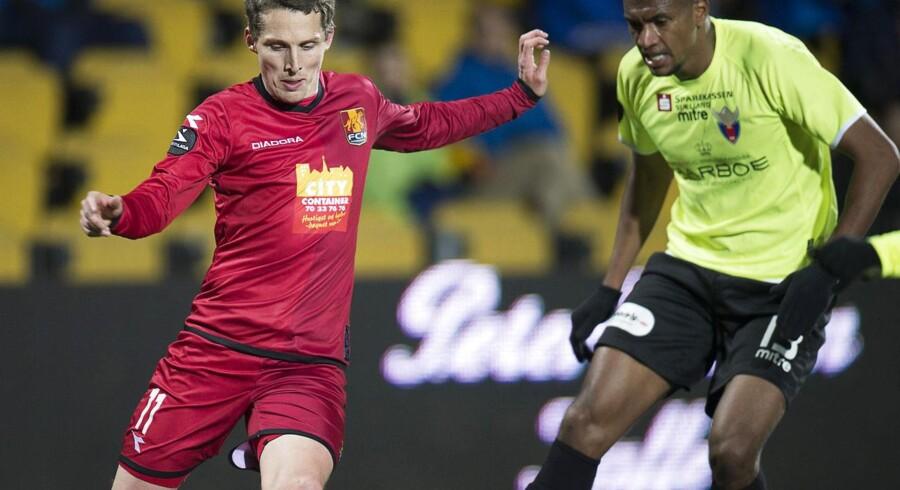 Morten Nordstrand skifter til AGF på en etårig aftale.
