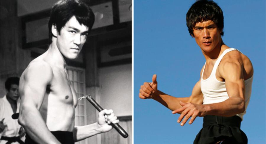 En ung afghansk mand, Abbas Alizada, der har en slående lighed med kung fu-legenden Bruce Lee, vækker opsigt på internettet. Få her historien og se flere billeder af det nye fænomen.