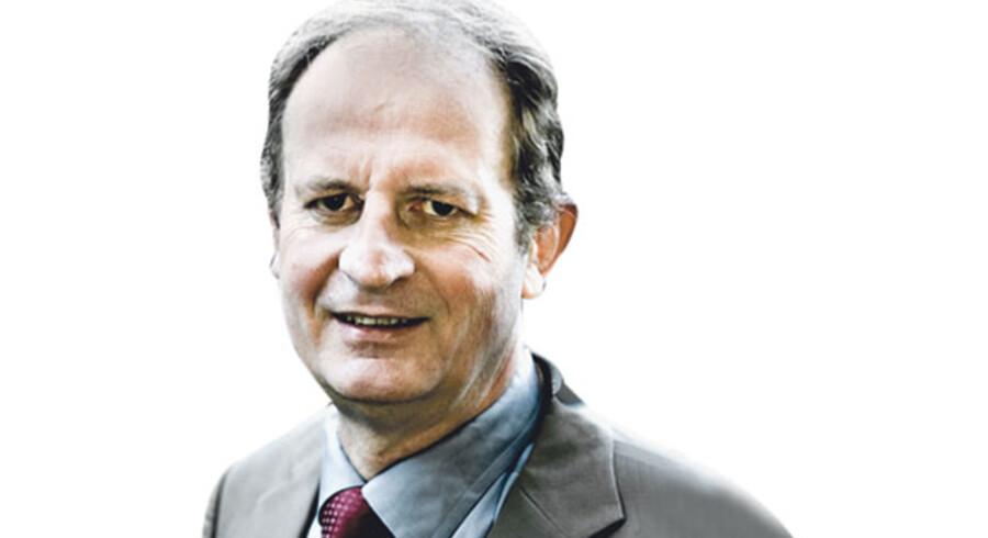Frank Korsholm, politisk chef, Håndværksrådet