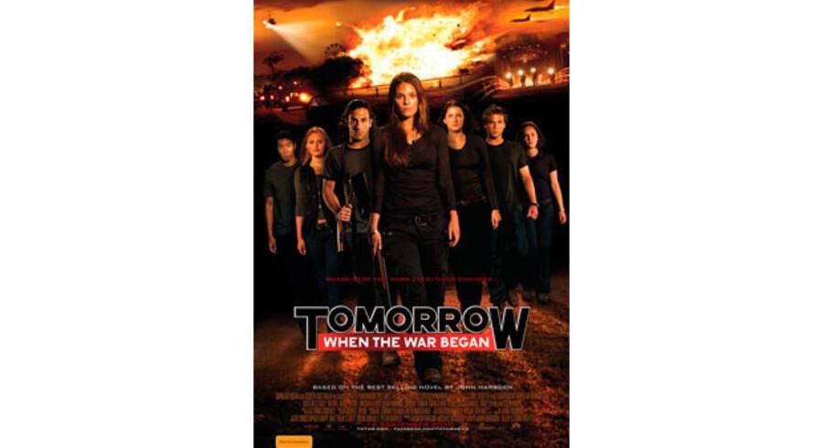 »Tomorrow when the war began... «