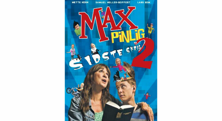 »Max Pinlig 2«