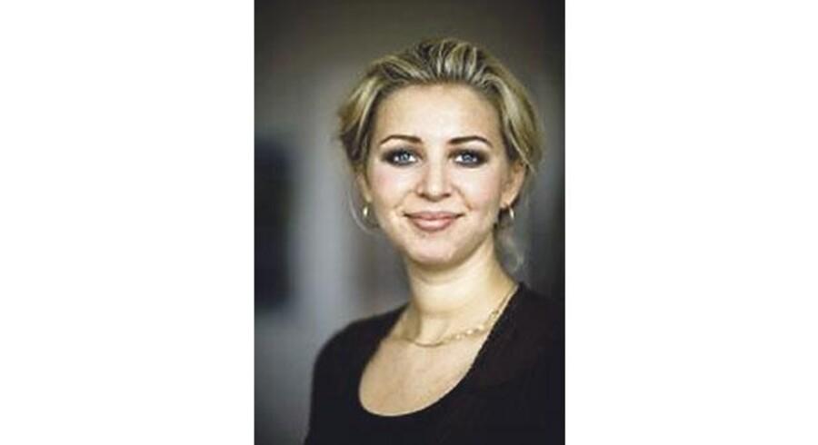 Kathrine Stampe Andersen, Chefkonsulent. Arkivfoto.