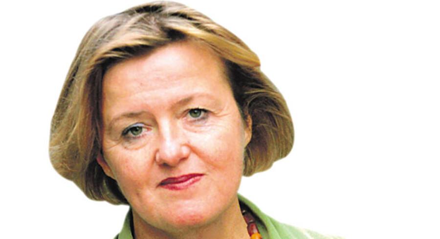 Elisabeth Møller Jensen Direktør KVINFO