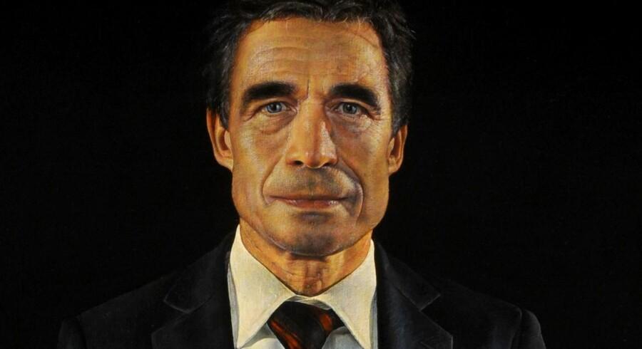 Kunstneren Thomas Kluges bud på Anders Fogh Rasmussens eftermæle.