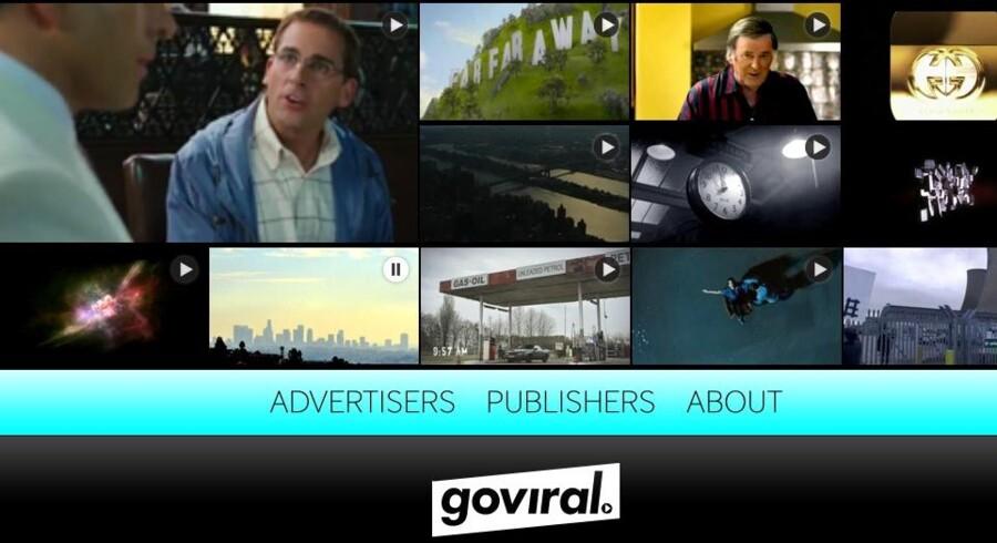 GoViral er grundlagt i 2005 og indgår nu i amerikanske AOL Europe.