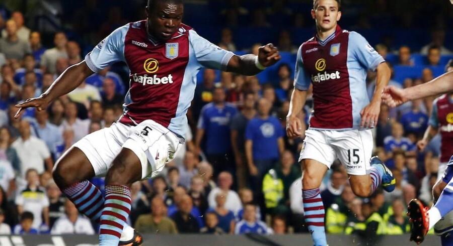 Jores Okore gjorde omsider comeback for Aston Villa, og hans manager var begejstret.