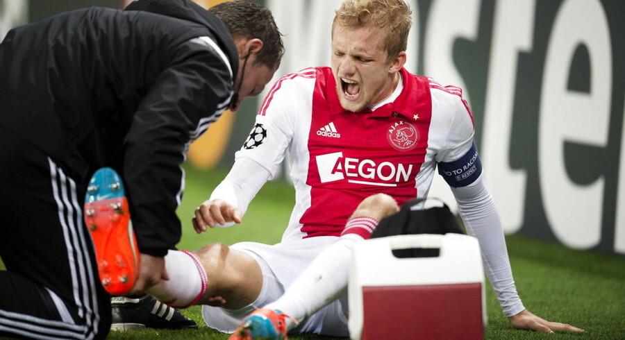 Midt i bekymringen over en ny skade kan Nicolai Boilesen glæde sig over et tilbud om en ny kontrakt fra Ajax.