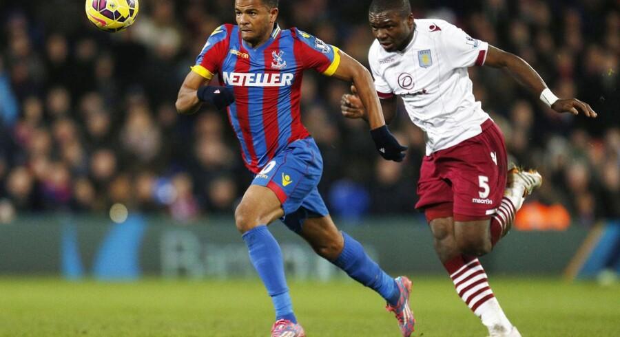 Jores Okore fik fuld spilletid i sejren over Crystal Palace.