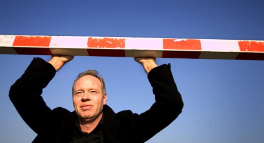 Statsministerens tidligere spindoktor i vanskelig balancegang omkring privatliv og forbrug.<br>Foto: Søren Bidstrup, Scanpix