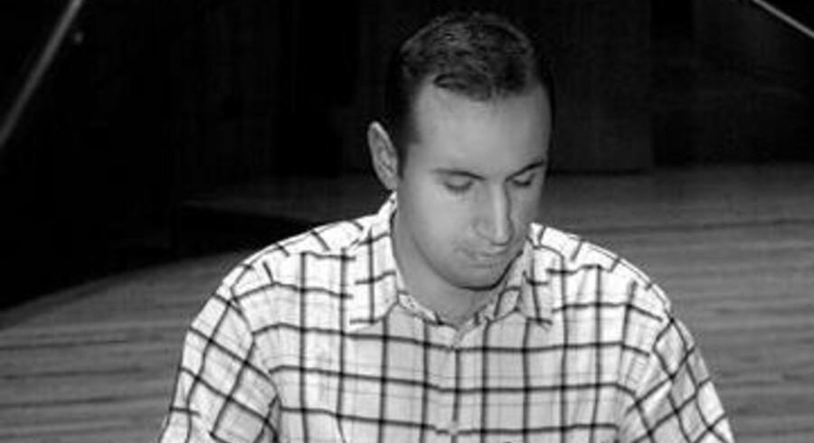 31-årige Simon Trpceski høstede fem minutters bifald i kølvandet på torsdagens tangentræs i DR Koncerthuset.