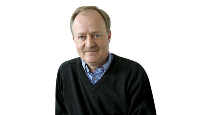 Lars Norman Jørgensen, generalsekretær, Amnesty International