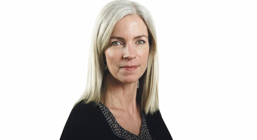 Anne-Marie Dohm, rektor for Journalisthøjskolen