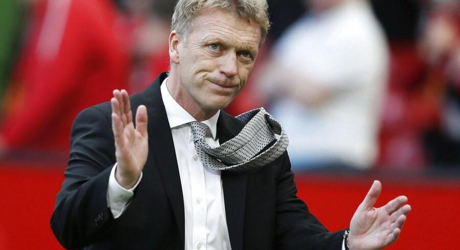 David Moyes skal fremover stå i spidsen for Real Sociedad
