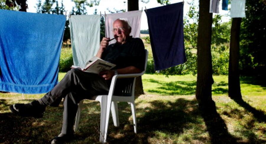 12 foredrag af Niels Højlund udkommer i dag i bogform. Arkivfoto: Claus Bjørn Larsen
