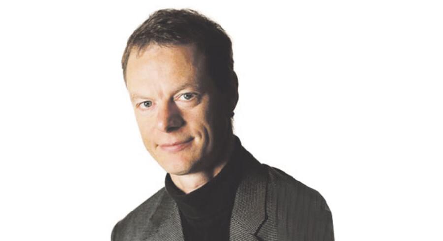 Frans Clemmesen, Cheføkonom Dansk Energi