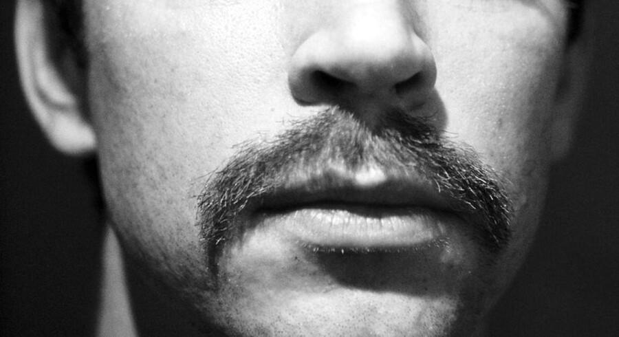 Overskægskampagnen i november skal henlede opmærksomheden på prostatakræft.